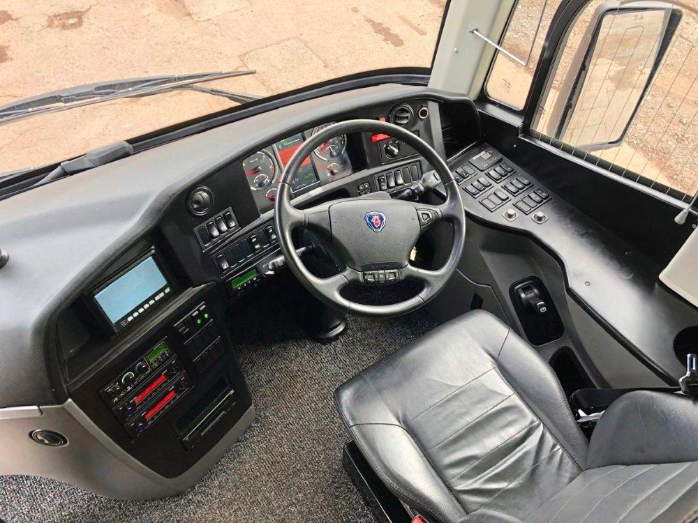 2018 Scania K360 Touring HD