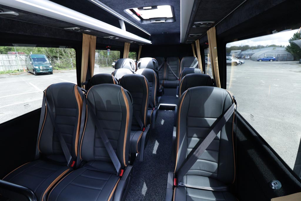 New Mercedes Sprinter 16 Seat Avantgarde - Image 4
