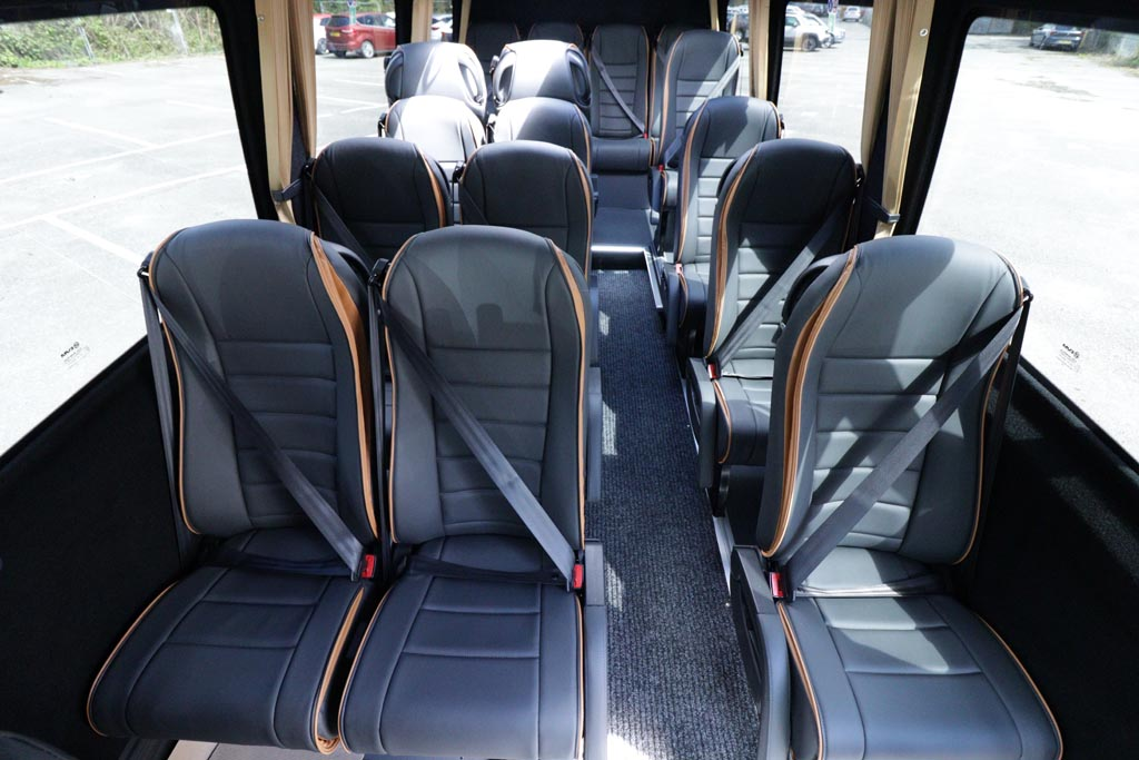 New Mercedes Sprinter 16 Seat Avantgarde - Image 3