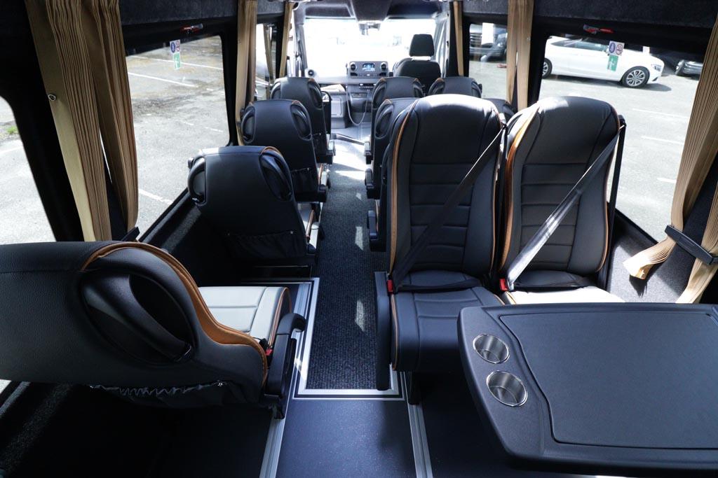 New Mercedes Sprinter 16 Seat Avantgarde - Image 6