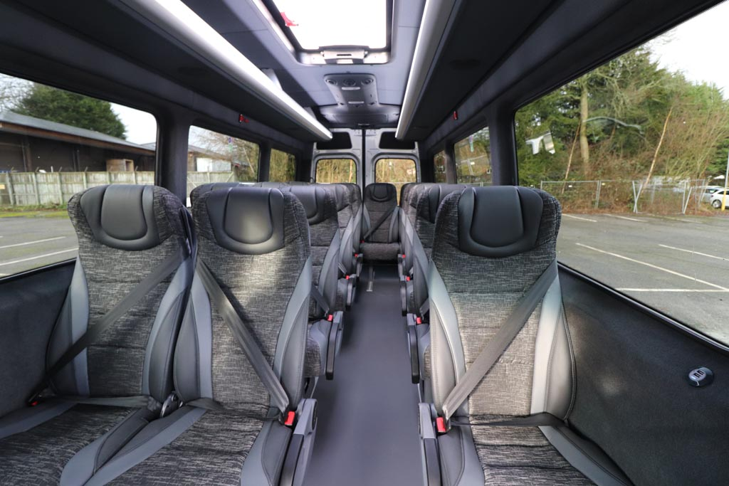 New Mercedes Sprinter 16 Seat Trend - Image 2