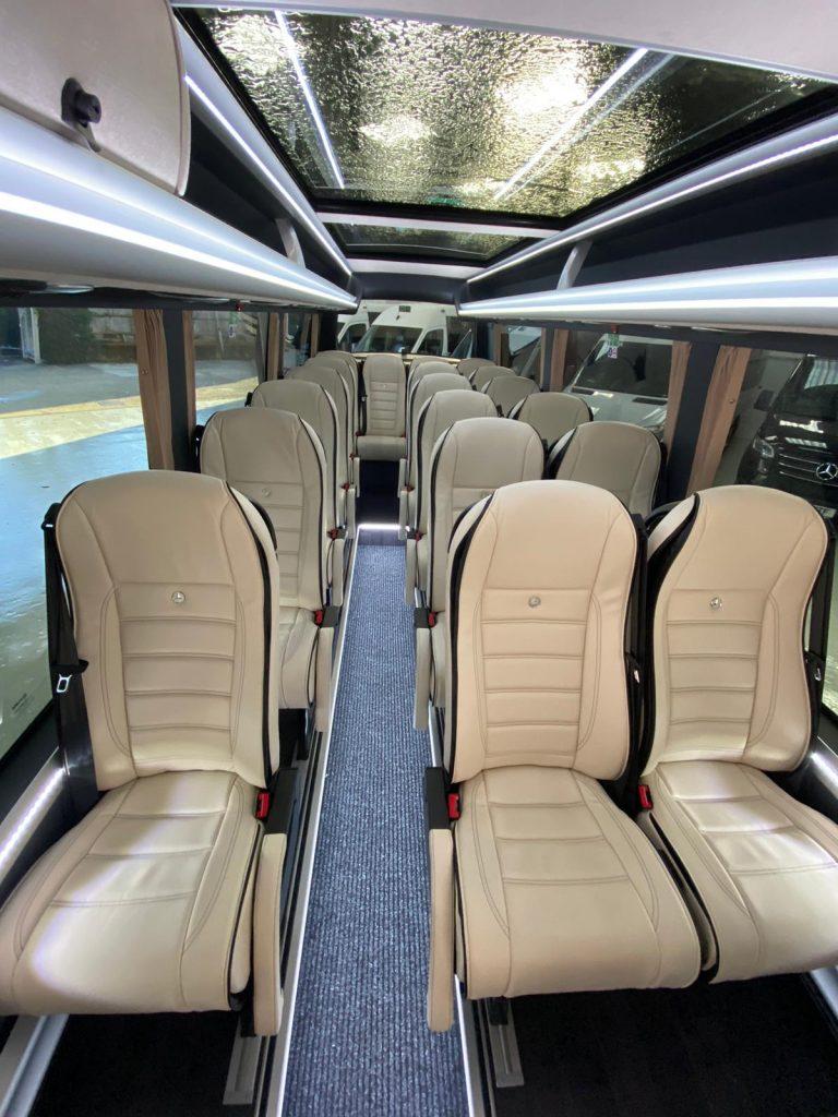 NEW LEFT HAND DRIVE X-Clusive 19+G Seat Mini Coach - Image 1