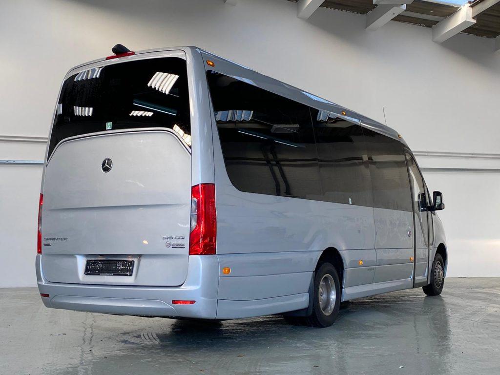 NEW LEFT HAND DRIVE X-Clusive 19+G Seat Mini Coach - Image 5