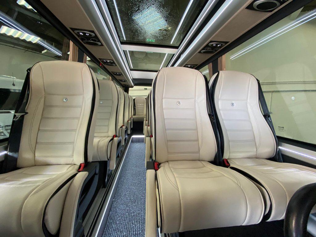 NEW LEFT HAND DRIVE X-Clusive 19+G Seat Mini Coach - Image 8