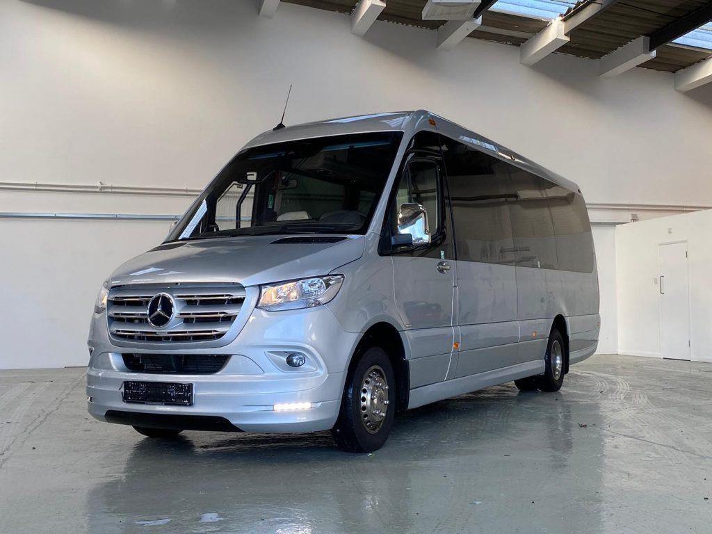 NEW LEFT HAND DRIVE X-Clusive 19+G Seat Mini Coach - Image 9