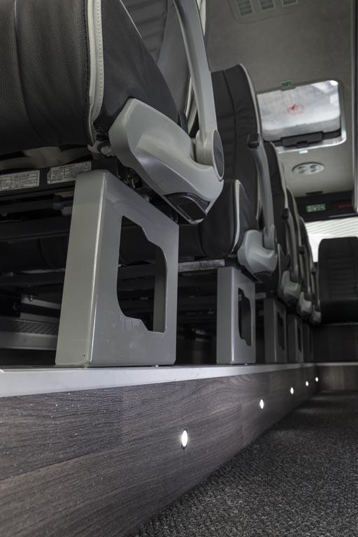 New Mercedes Sprinter 516 19+G Tourline - Image 9
