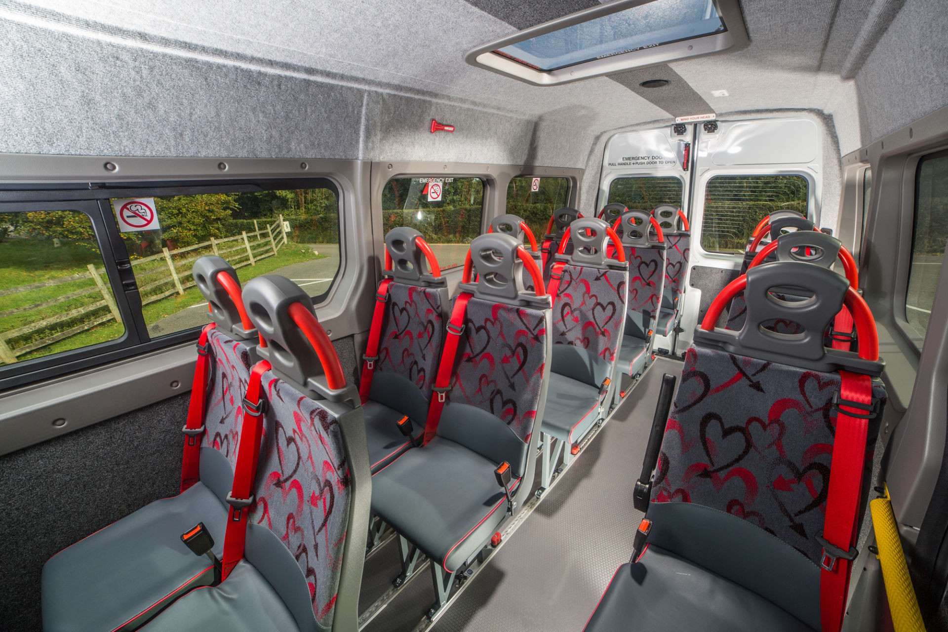 2018 Renault Master 14 Seater Accessible Minibus for Sale - Image 2