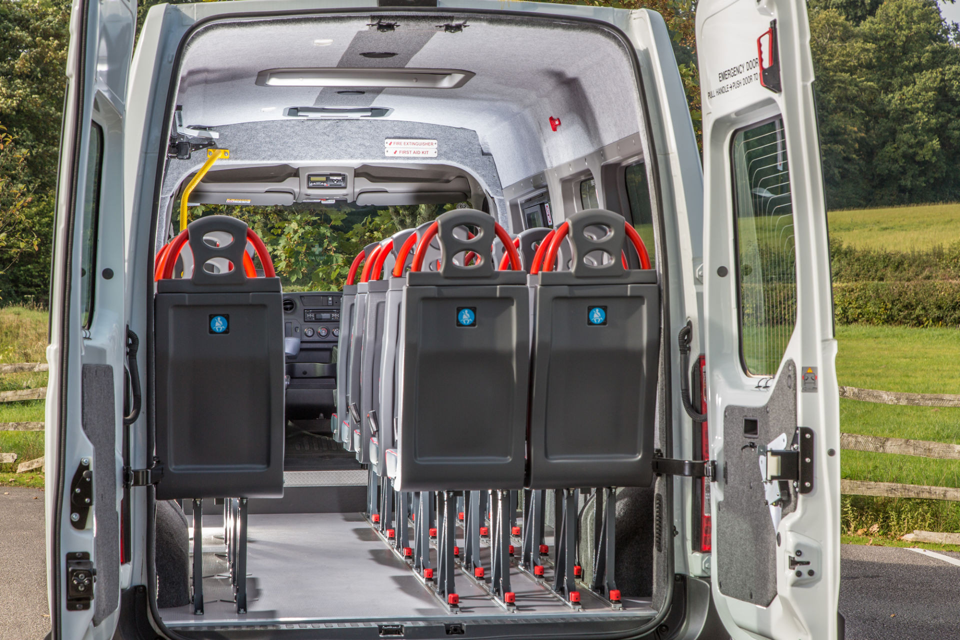 2018 Renault Master 14 Seater Accessible Minibus for Sale - Image 3