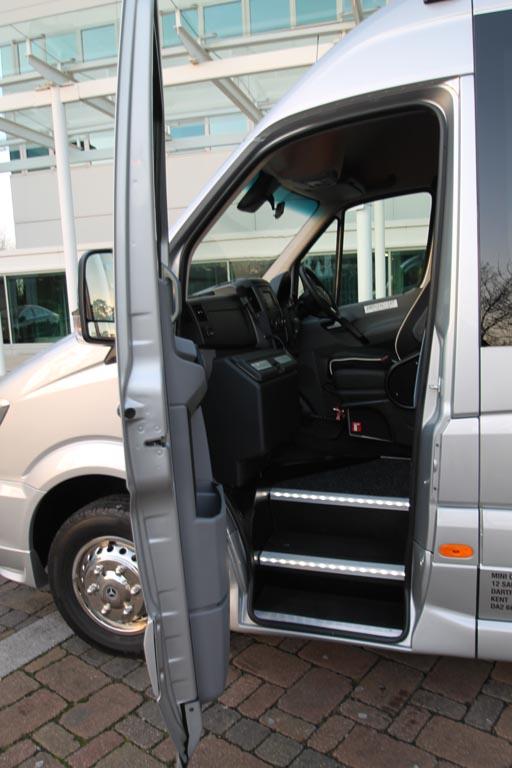 2018 68 Mercedes Sprinter 16 Seat Mini Coach - Image 6