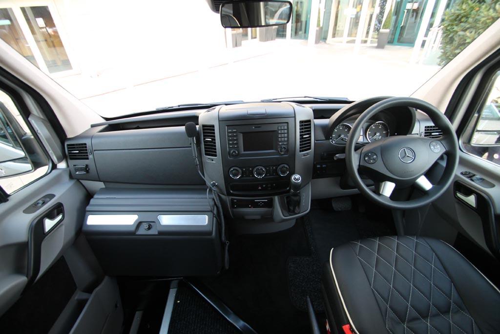 2018 68 Mercedes Sprinter 16 Seat Mini Coach - Image 7