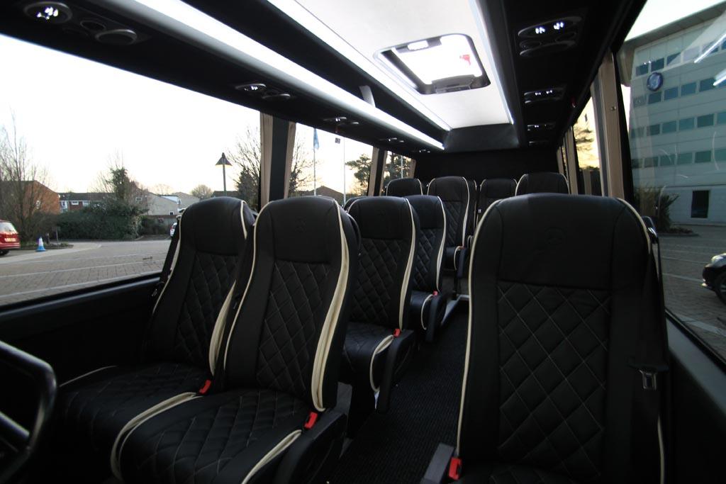 2018 68 Mercedes Sprinter 16 Seat Mini Coach - Image 1