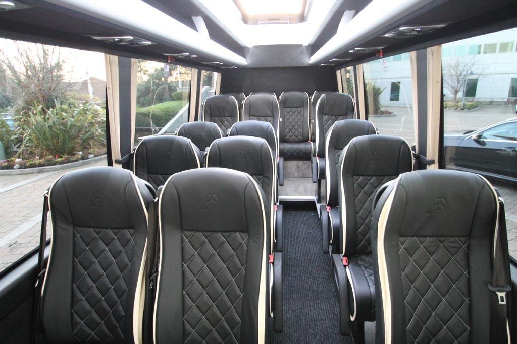 2018 68 Mercedes Sprinter 16 Seat Mini Coach - Image 8