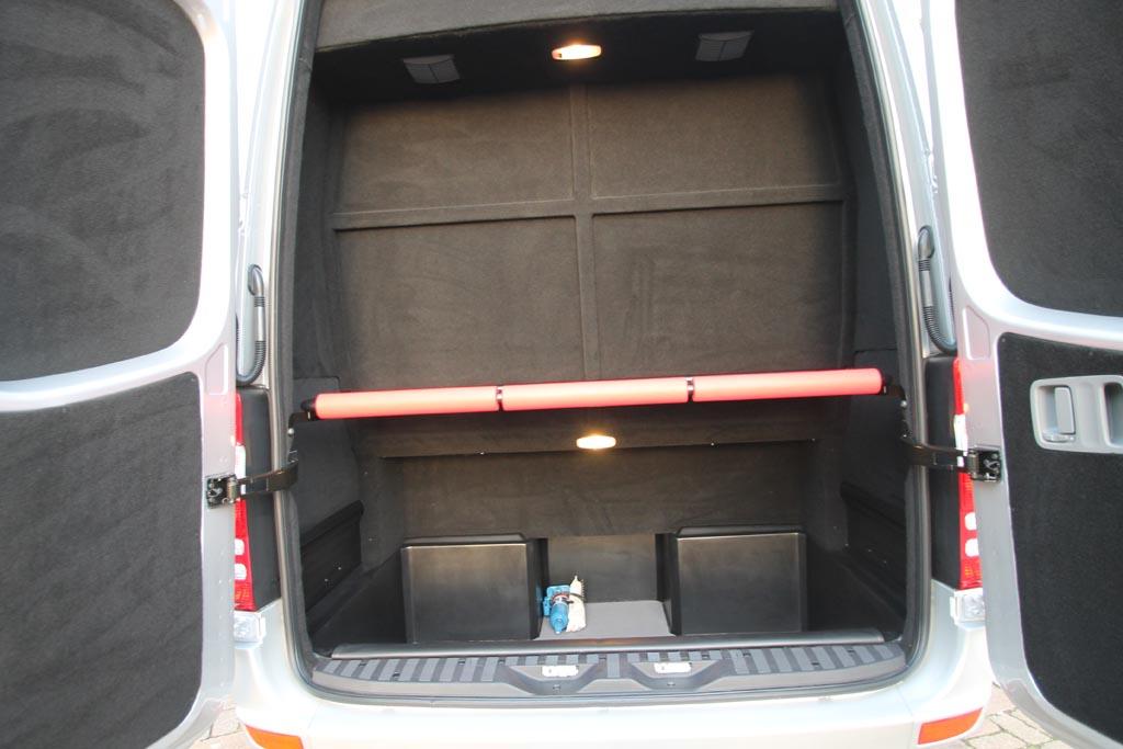 2018 68 Mercedes Sprinter 16 Seat Mini Coach - Image 3