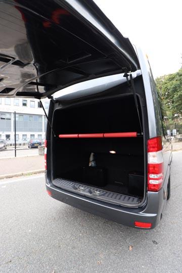 2014 64 Plate Mercedes Sprinter EVM X-Clusive - Image 4