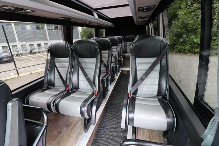 2014 64 Plate Mercedes Sprinter EVM X-Clusive - Image 9