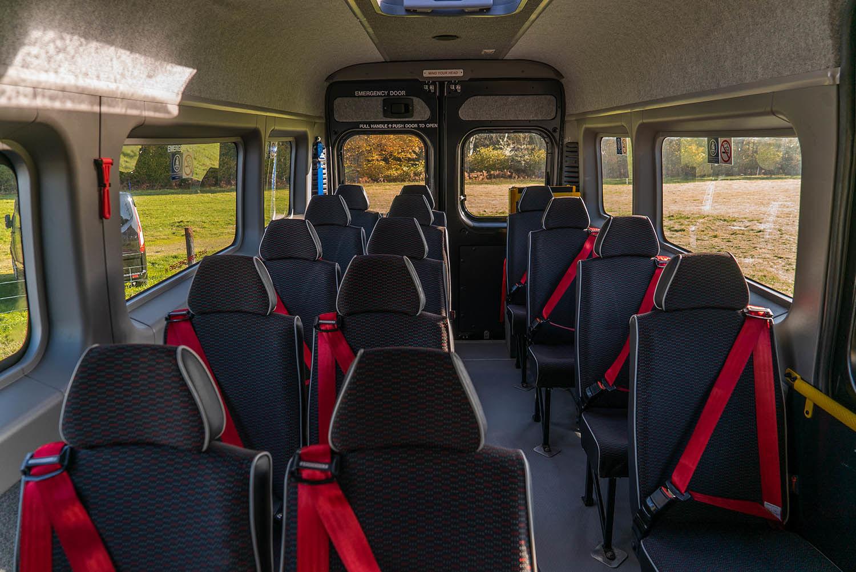 2016 Peugeot Boxer 17 Seater Accessible Minibus for Sale - Image 2