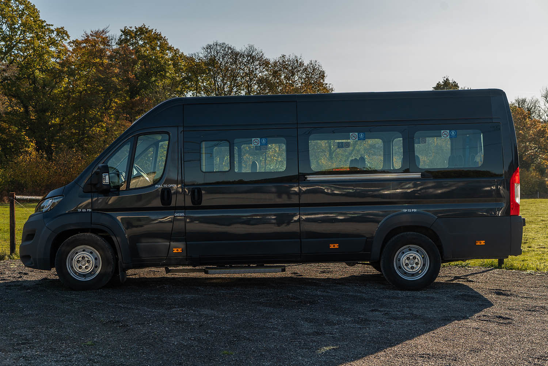 2016 Peugeot Boxer 17 Seater Accessible Minibus for Sale - Image 4