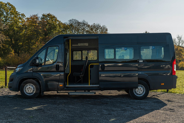 2016 Peugeot Boxer 17 Seater Accessible Minibus for Sale - Image 5