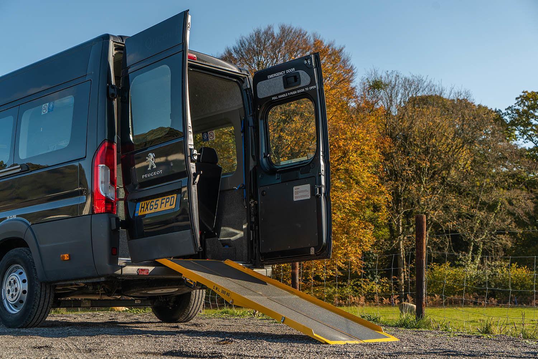 2016 Peugeot Boxer 17 Seater Accessible Minibus for Sale - Image 7