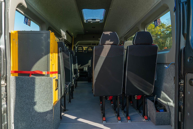 2016 Peugeot Boxer 17 Seater Accessible Minibus for Sale - Image 8