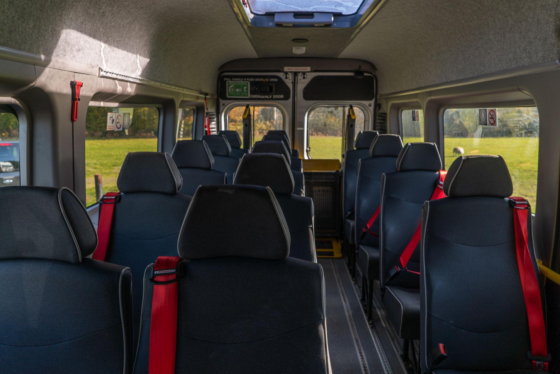 Peugeot Boxer 17 Seater Accessible Minibus for Sale - Image 2