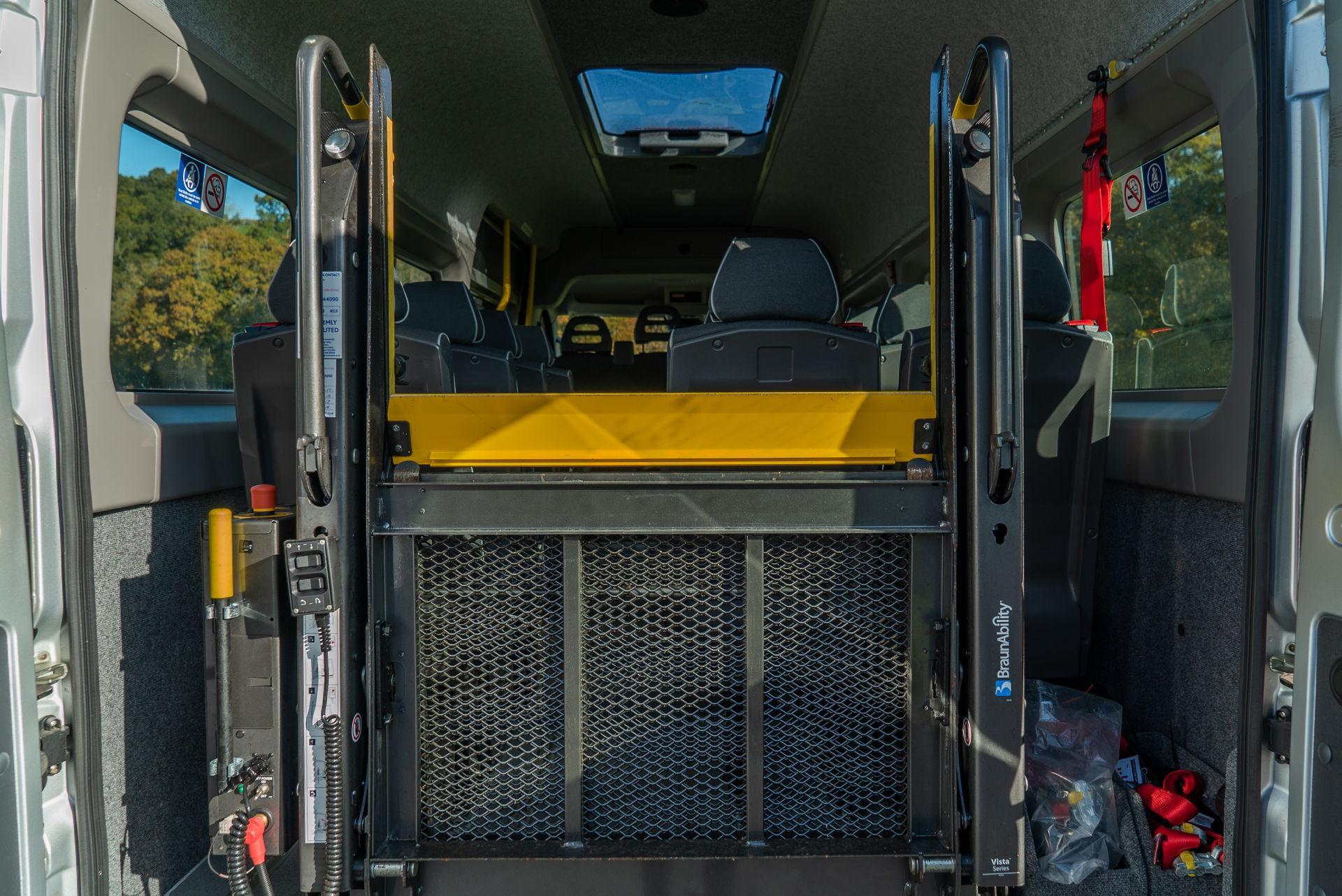 Peugeot Boxer 17 Seater Accessible Minibus for Sale - Image 4