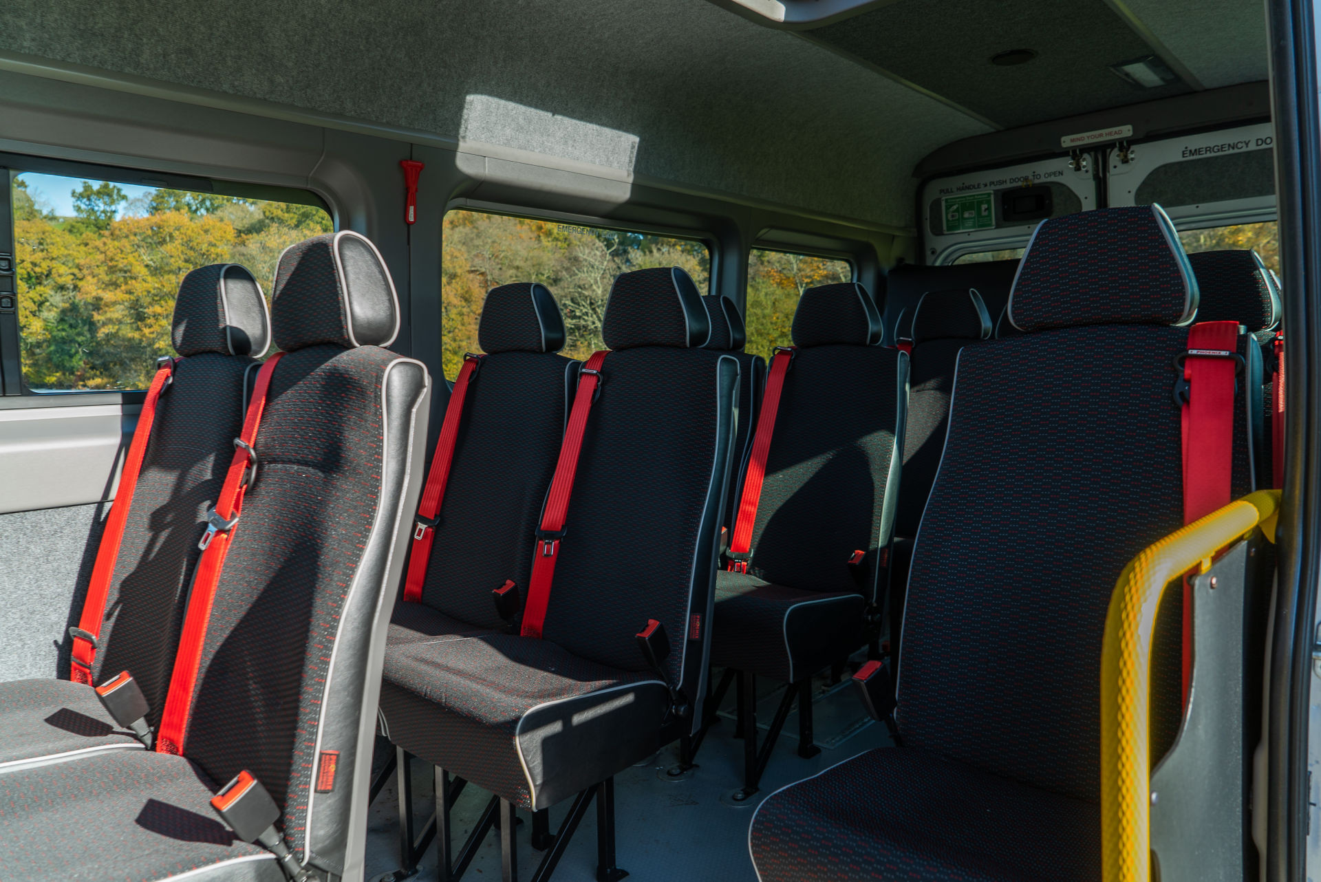 2017 Peugeot Boxer 17 Seater Accessible Minibus for Sale - Image 2