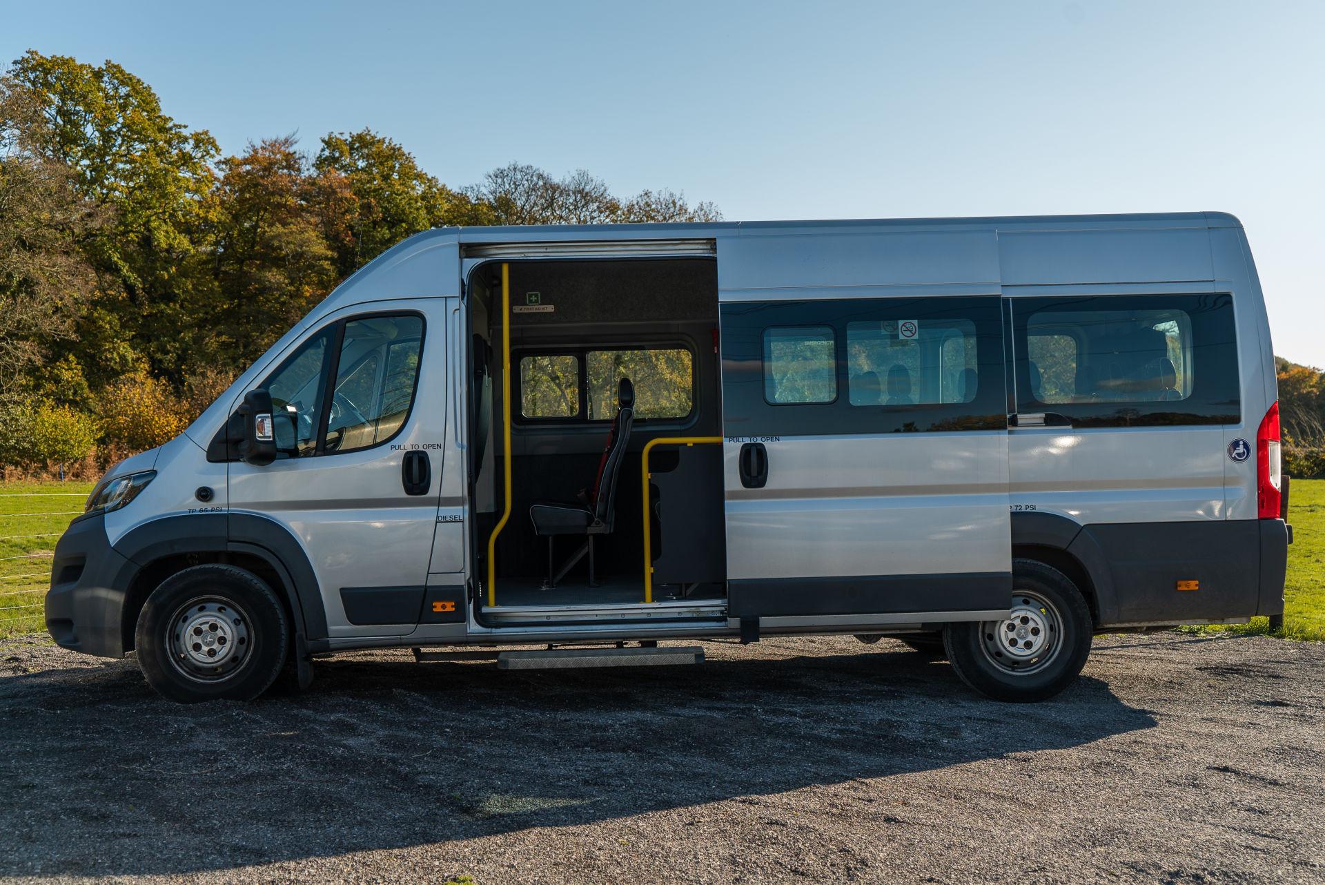 2017 Peugeot Boxer 17 Seater Accessible Minibus for Sale - Image 5