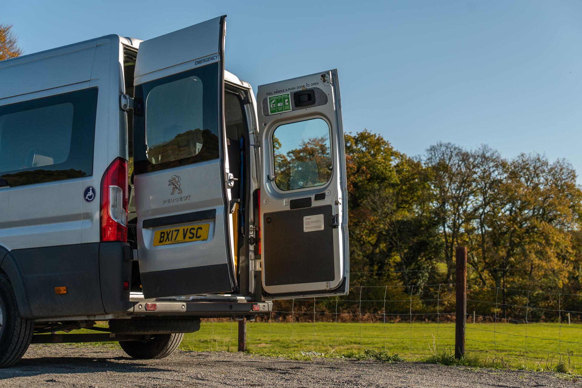 2017 Peugeot Boxer 17 Seater Accessible Minibus for Sale - Image 7