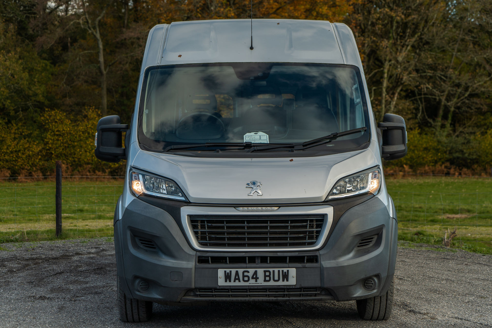 2015 Peugeot Boxer 17 Seater Accessible Minibus for Sale - Image 1