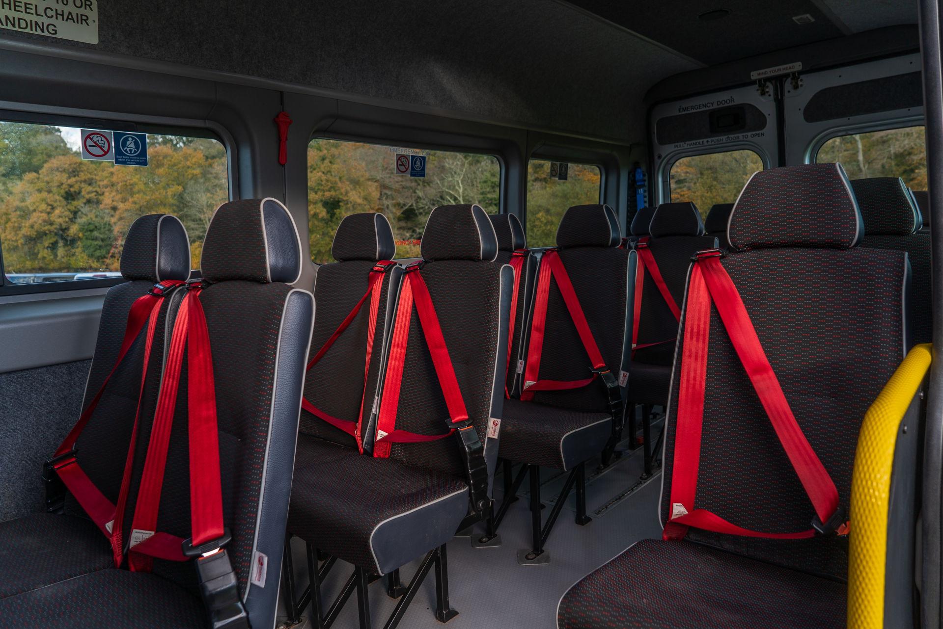 2015 Peugeot Boxer 17 Seater Accessible Minibus for Sale - Image 2