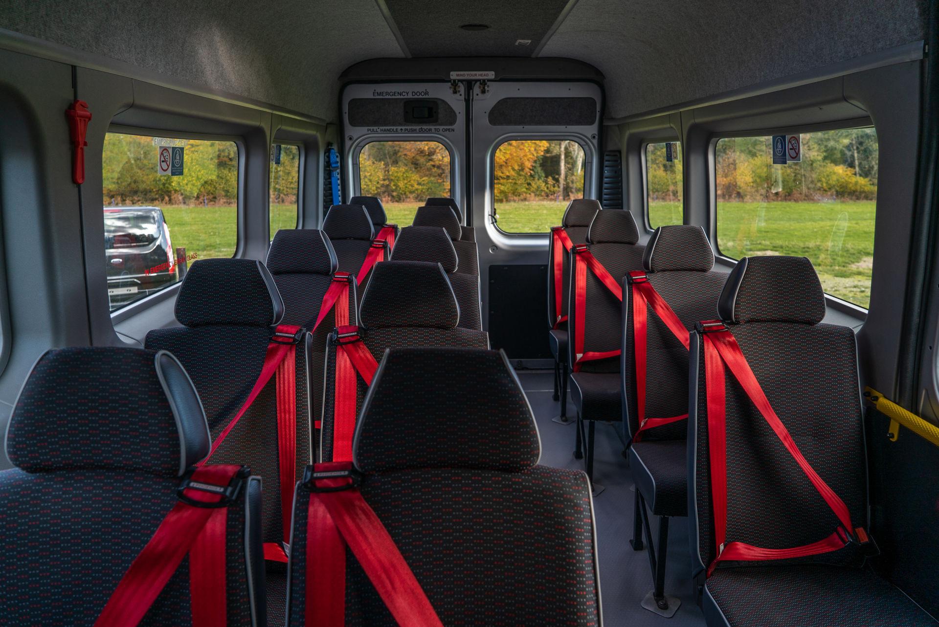 2015 Peugeot Boxer 17 Seater Accessible Minibus for Sale - Image 3