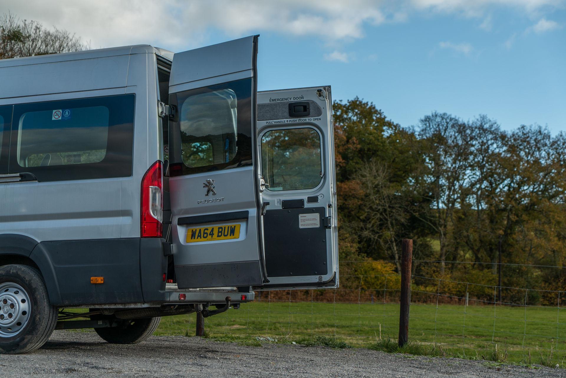 2015 Peugeot Boxer 17 Seater Accessible Minibus for Sale - Image 5