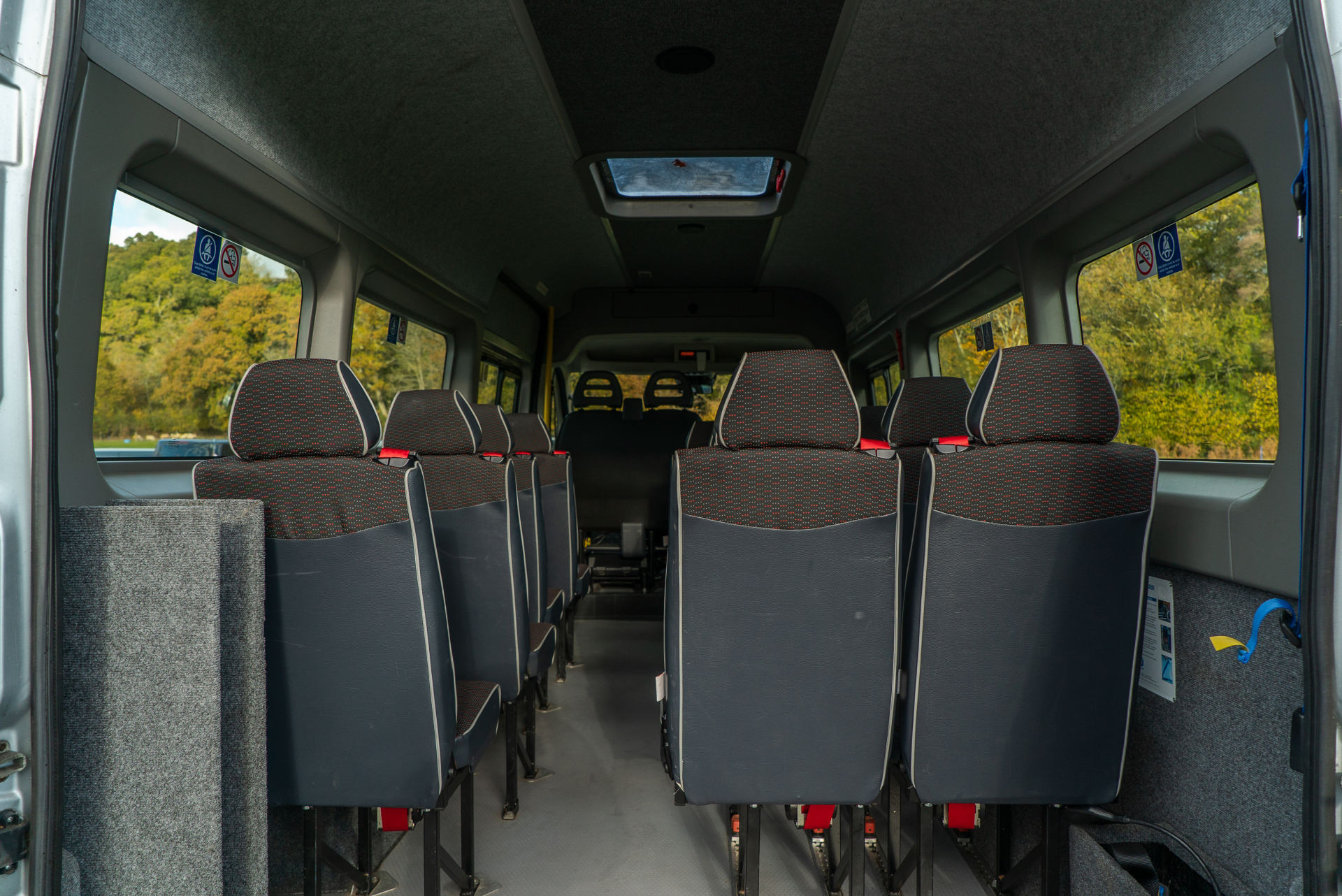 2015 Peugeot Boxer 17 Seater Accessible Minibus for Sale - Image 6