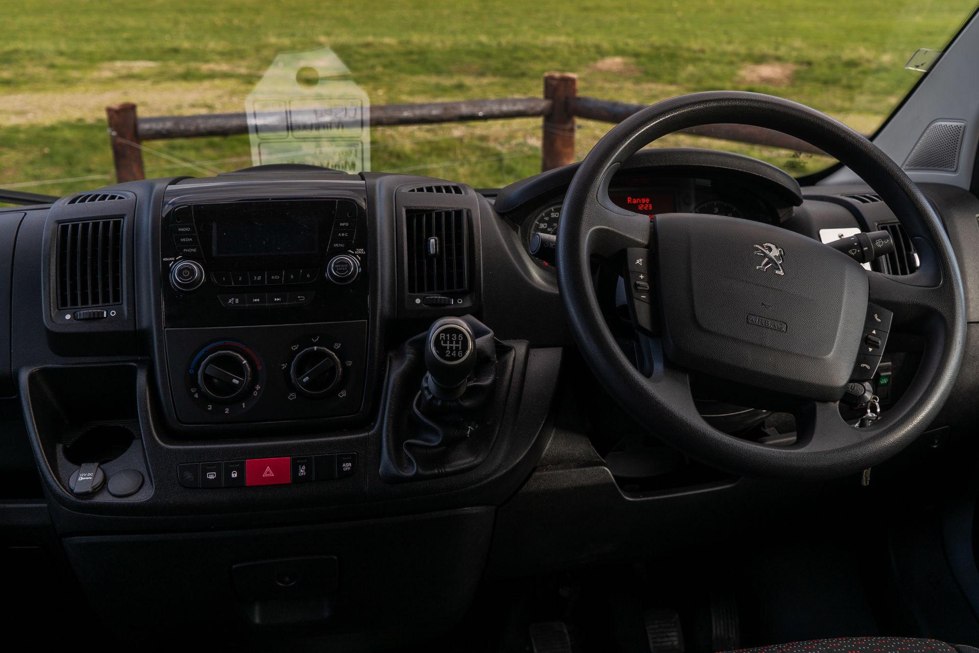 2015 Peugeot Boxer 17 Seater Accessible Minibus for Sale - Image 8