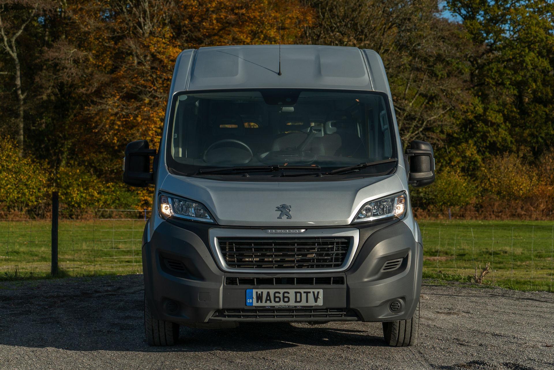 2016 Peugeot Boxer 17 Seater Accessible Minibus for Sale - Image 1