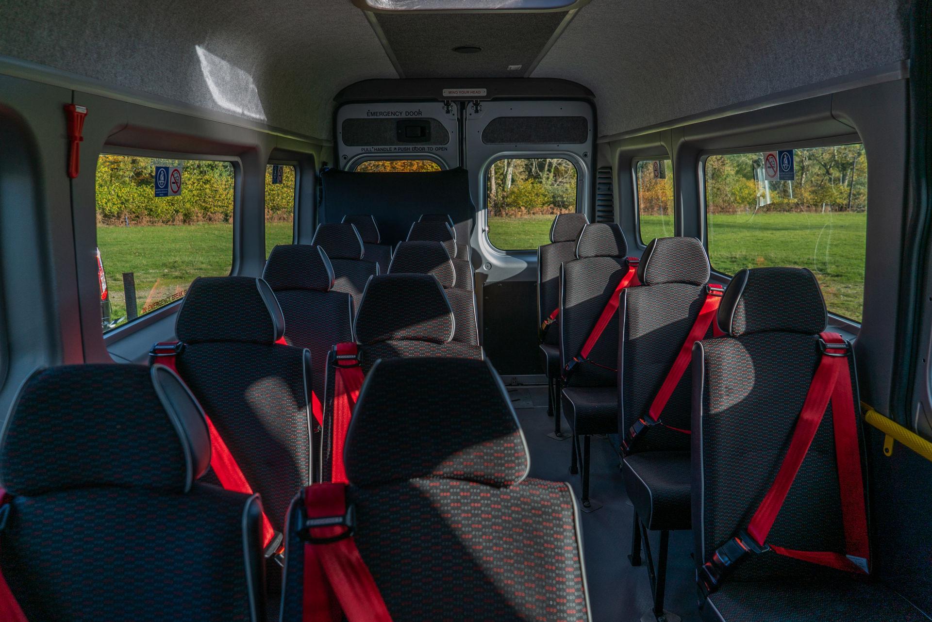 2016 Peugeot Boxer 17 Seater Accessible Minibus for Sale - Image 3
