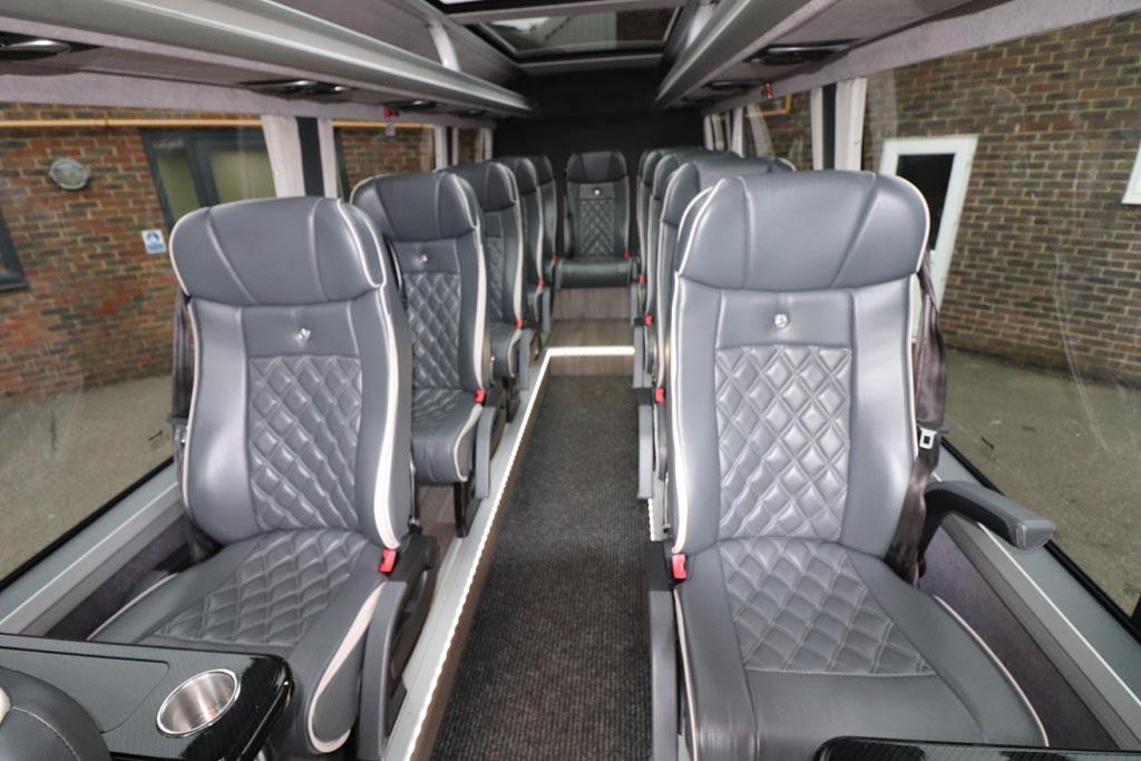 2017 Mercedes Sprinter 11 Seat X-Clusive - Image 8
