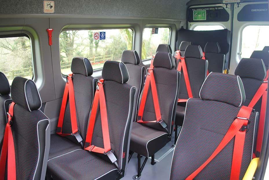 2017 Peugeot Boxer 17 Seater Accessible Minibus for Sale - Image 3