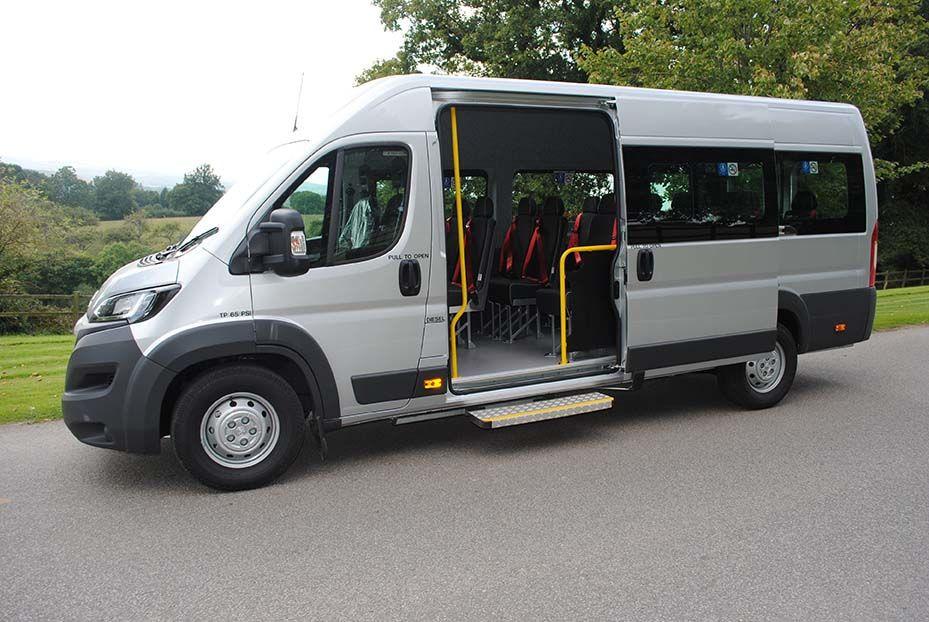 2017 Peugeot Boxer 17 Seater Accessible Minibus for Sale - Image 6