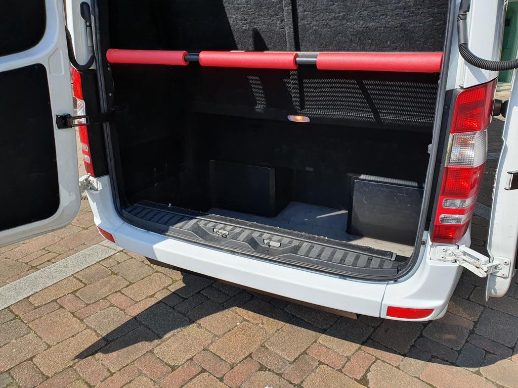2017 Mercedes Sprinter 16 Seat Mini Coach - Image 3