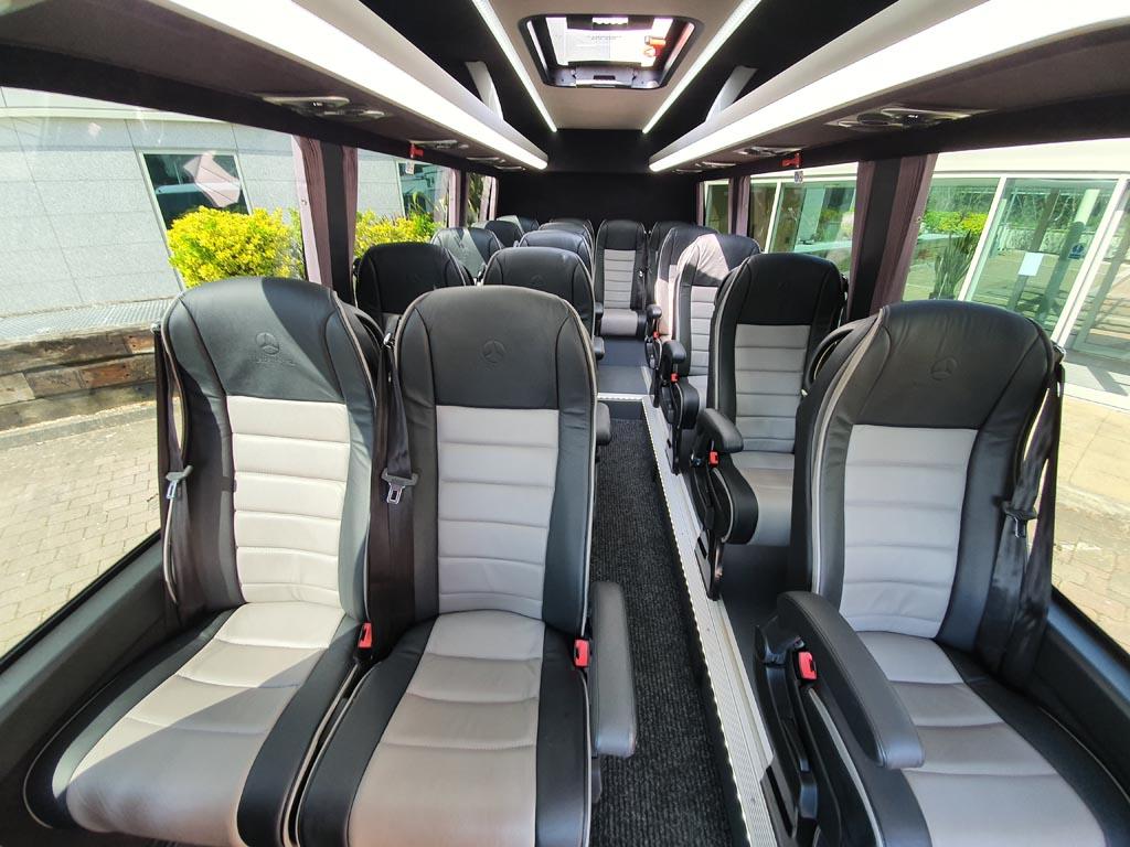 2017 Mercedes Sprinter 16 Seat Mini Coach - Image 5