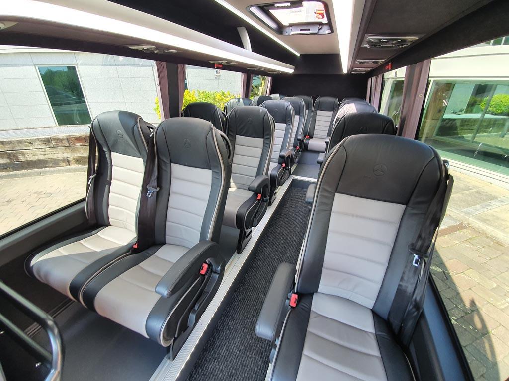 2017 Mercedes Sprinter 16 Seat Mini Coach - Image 7